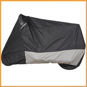 Guarding By Dowco –WeatherAll Plus Indoor:Outdoor Motorcycle Cover