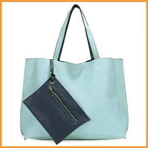 Scarleton Stylish Reversible Tote Bag