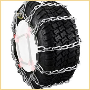 Security Chain Co 1060456 Max Trac Snow Blower & Garden Tractor Tire Chain