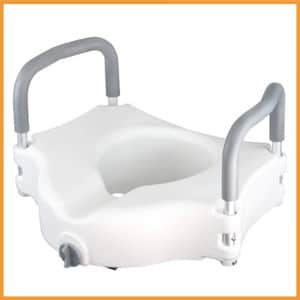 Surprising Best Raised Toilet Seats In 2019 Reviews Pabps2019 Chair Design Images Pabps2019Com