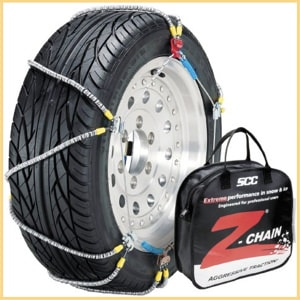 Security Chain CoZ-583 Z-Chain Extreme Performance Cable Tire Chain