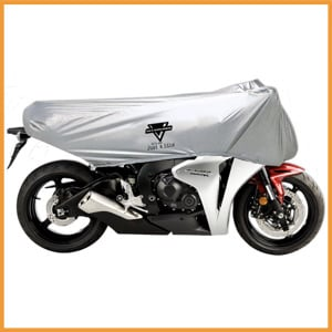 Nelson-Rigg UV-2000 Motorcycle Half Cover All-Weather