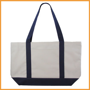 Ensign Peak Daily Tote with Shoulder Length Handles and Outside Pocket