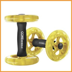 SKLZ Core Wheels Dynamics Strength & Ab Trainer