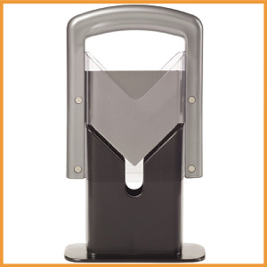 Lifetime Brands Hoan Bagel Guillotine Slicer