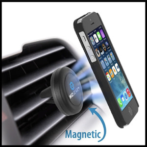 WizGear Universal Air Vent Phone Car Mount with Fast Swift-Snap Technology