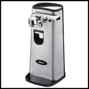 Oster Stainless Steel Electric Can Opener