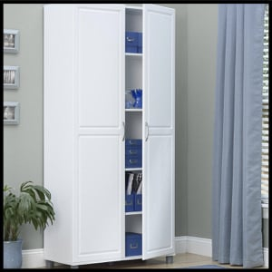 Ameriwood SystemBuild Kendall 36 Storage Cabinet