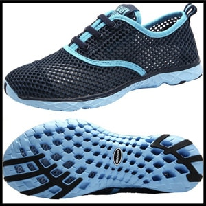 ALEADER Women's Quick Drying Aqua Water Shoes