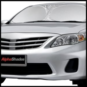 AlphaShades Car Windshield Sun Shade