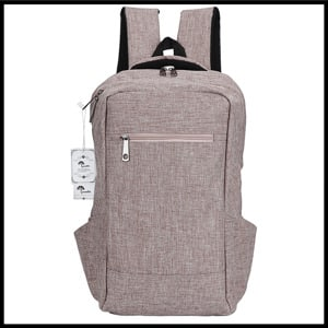 Winblo Lightweight Laptop Backpack for Travel and College