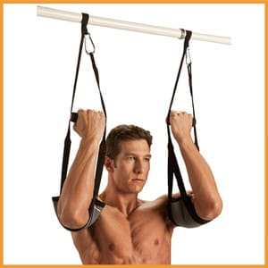 Sporting Goods Rdx Ab Straps Hanging Abdominal Slings Abs Strap Pull Up Fitness Workout Adjusta 2019 Official