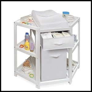 Best Baby Changing Tables In 2019 Reviews