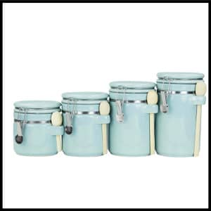 Top 10 Best Kitchen Canisters Of 2020