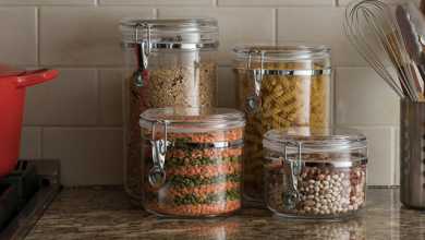Top 10 Best Kitchen Canisters in 2017 Reviews