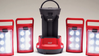 Top 10 Best Outdoor LED Camping Lanterns In 2017 Reviews