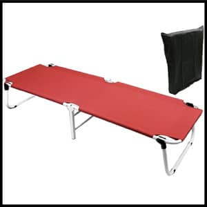 Magshion Portable Military Fold Up camping Cot