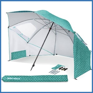 Sport-Brella Portable All-Weather and Sun Umbrella