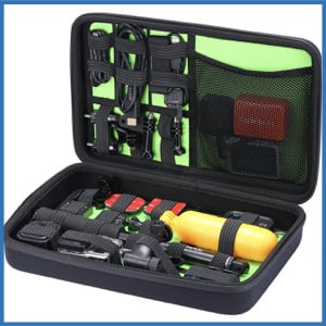 Luxebell Accessories Kit and Cases