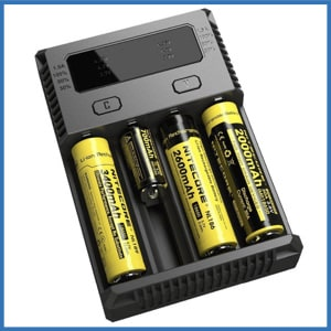 Universal Battery Chargers
