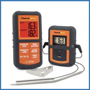 ThermoPro TP-08 Wireless Remote Detail Cooking Meat Thermometer