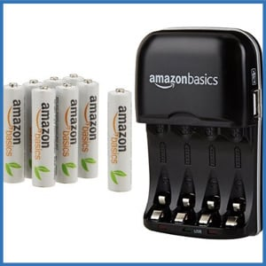 Best Rechargeable AAA Batteries in 2019 Reviews