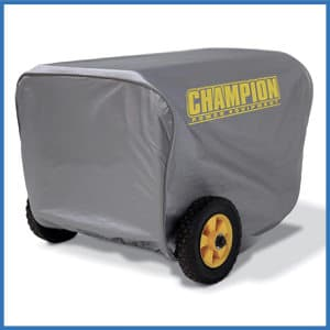 Champion Weather-Resistant Storage Cover-2800-4750-Watt