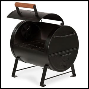 Char-Griller 2-2424 Table Top Charcoal Grill