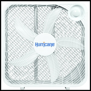 Hurricane Box Fan – 20 Inch Classic