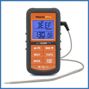 ThermoPro TP06S Digital Grill Meat Thermometer