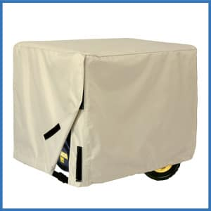 Porch Shield Waterproof Universal Generator Cover