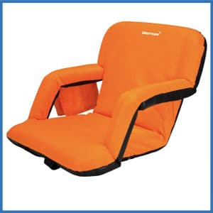 Driftsun Reclining Bleacher Stadium Chair
