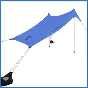 Neso Tents Beach Tent with Sand Anchor