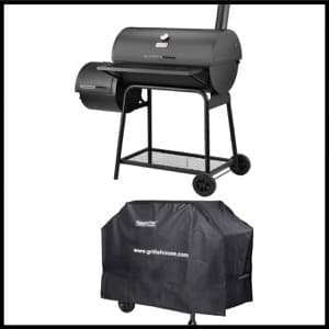 Royal Gourmet Charcoal Grill Offset Smoker