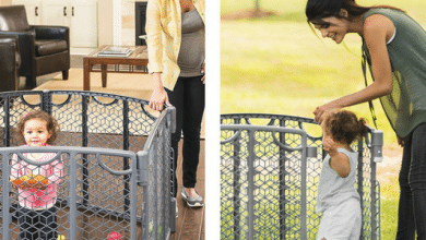 Top 10 Best Baby Fences in 2018 Reviews