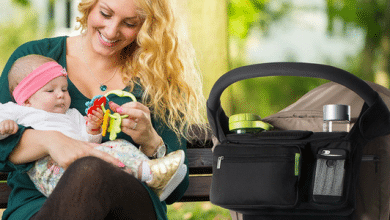 Top 10 Best Stroller Organizers in 2018 Reviews