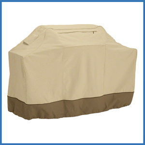 Classic Accessories Veranda Durable BBQ Grill Cover