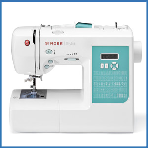 SINGER 7258 Stylist Award-Winning Machine