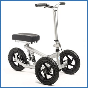 KneeRover PRO All Terrain Knee Walker