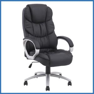 Best Office Ergonomic PU Leather High Back Office Chair