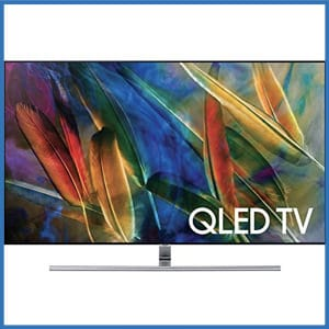 Samsung Electronics 75-Inch 4K Ultra HD Smart QLED TV