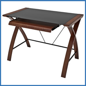 Z-Line Designs Z-Line Claremont Desk