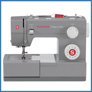 SINGER Sewing 4432 Heavy Duty Portable Sewing Machine