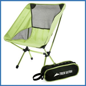 TrekUltra Camping Fold Up Chairs
