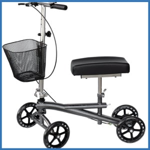 isokinetics Knee Scooter Walker