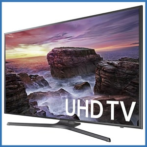 Samsung Electronics 75-Inch 4K Ultra HD Smart LED TV