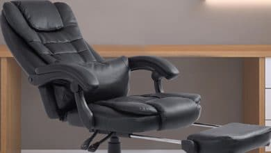 Top 10 Best High-Back Office Chairs in 2018 Reviews