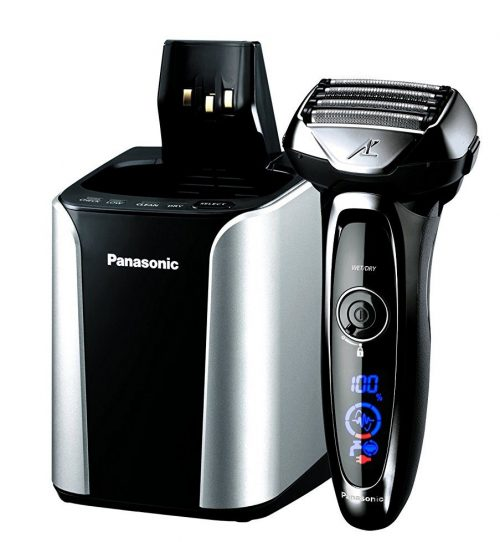 PANASONIC ES-LV95- 5 Arc5 Shaving Machine with Cleaning and Charging Station (945)