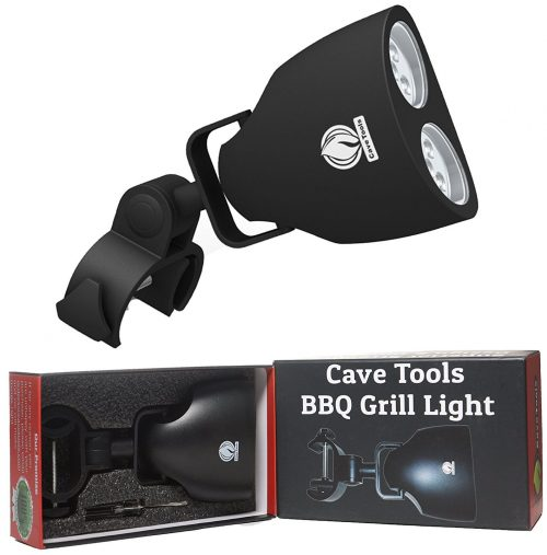 Cave Tools Barbecue Grill Light, 10 LED for Grilling at Night