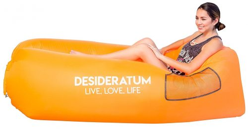 Desideratum inflatable Air lounger